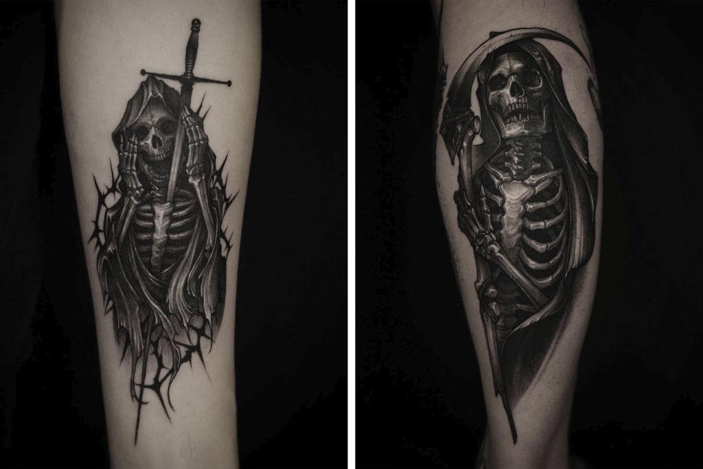 gara-tattoer